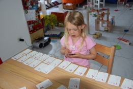 Julia lernt Japanisch