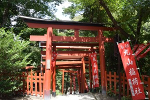 Shinto- Heiligtum1