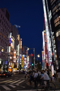 Shinjuku by Night 2