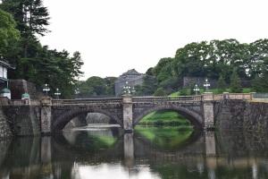 Nijubashi- Brücke