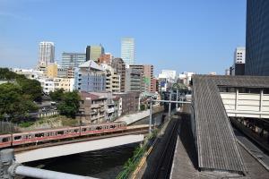 Tokyo Häuserschlucht