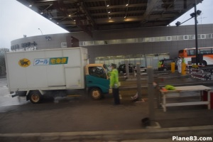 Security Check Narita airport