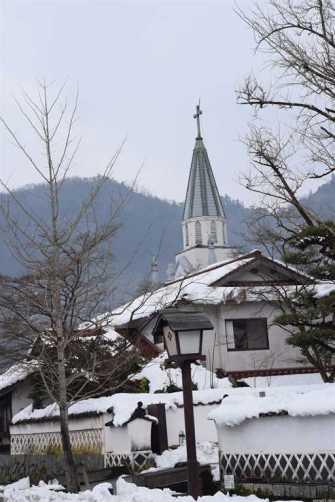 Kirche in Tsuwano